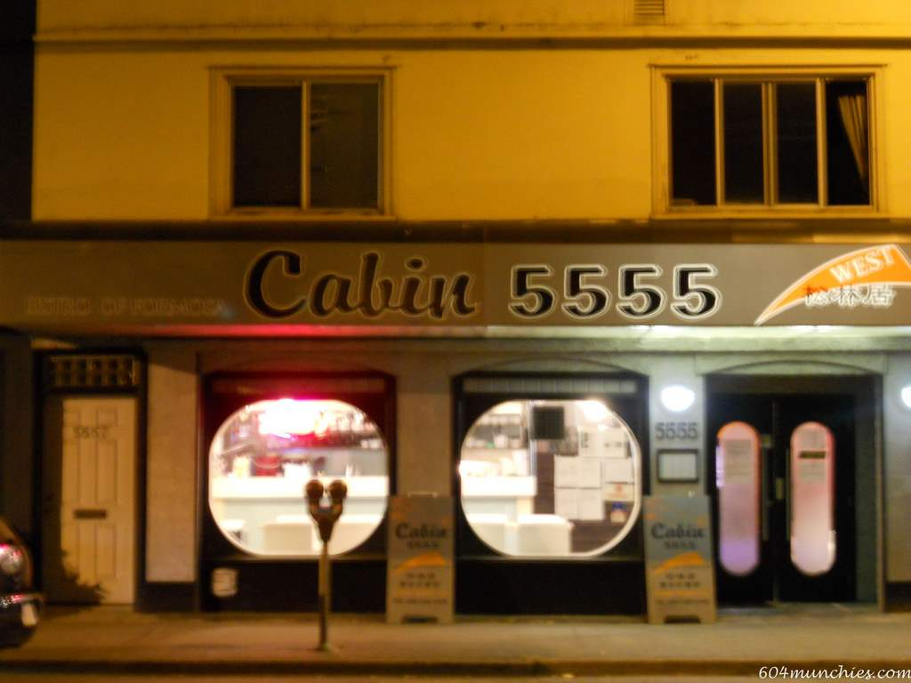 Cabin5555 - 00 Outside