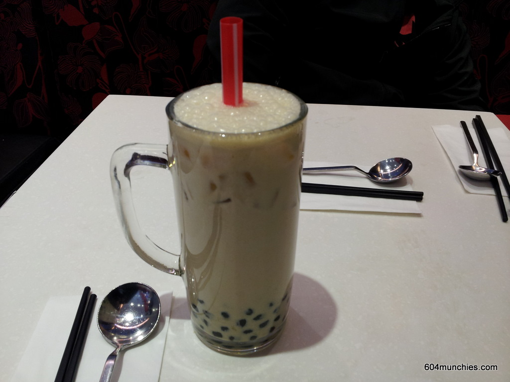 The One - 01 pudding milk tea