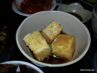 Choon Ha - 11 agedashi tofu
