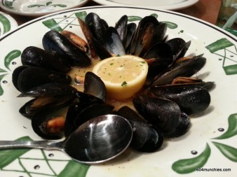 Olive - 04 Mussels