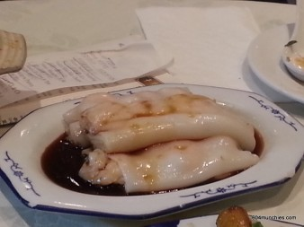 Western Lake - 09 shrimp rice roll