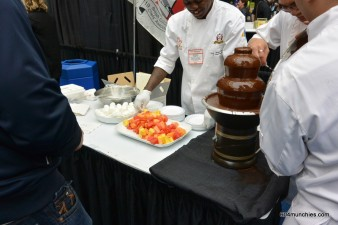 Eat - 31 chocolate fountain