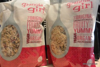 Eat - 36 Granola girl