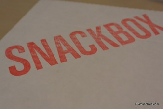 Snackbox - 01 Snackbox