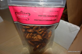 Snackbox - 07 Pretzel Snack Mix