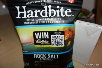 Snackbox - 11 Hardbite Chips