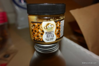 Snackbox - 14 Monkey Butter