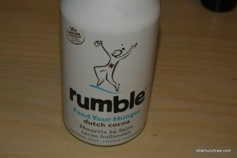 Snackbox - 16 Rumble Drink